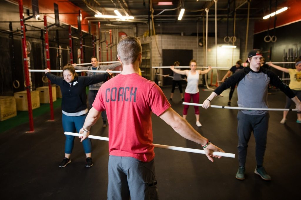 Prep Course: Intro to CrossFit