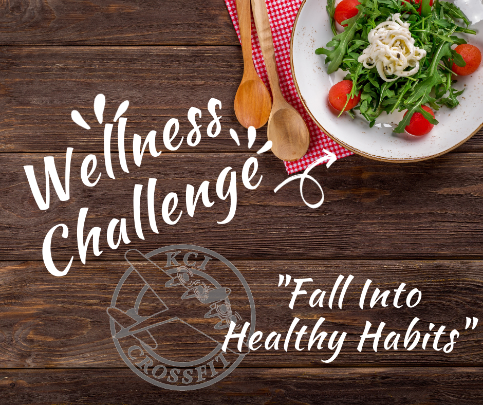 Wellness Challenge | Sign Up Today!