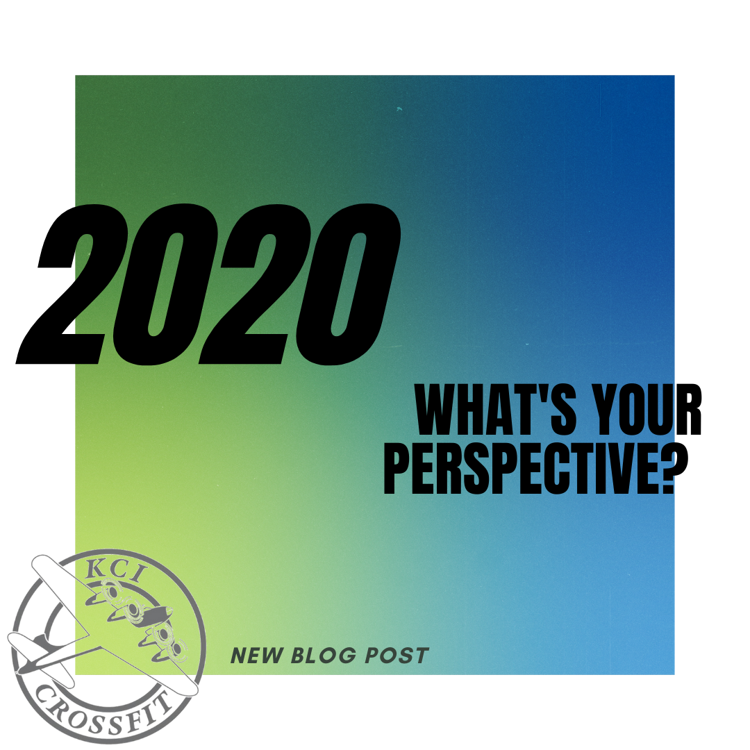 2020 – What's your perspective?